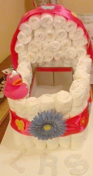 Baby Welcom Cakes