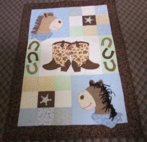 Cowboy Quilt Pattern