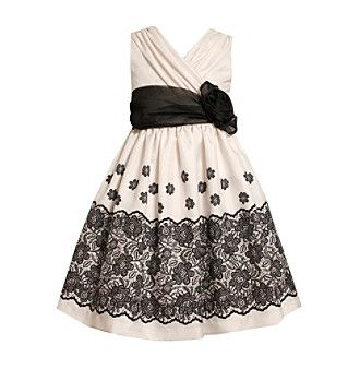 Perfect match for little girls' dress!!!  Sizes 7-16 for older flower girls or candle lighters Younkers $46.80