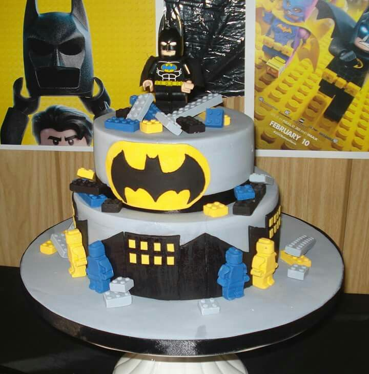 Batman Cake, Cakes by Lizzie, Cape Town, South Africa