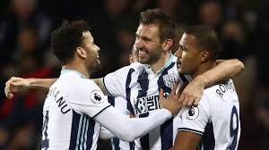 West Bromwich Albion 3 - 1 Hull CityCompetition: Premier LeagueDate: 2 January 2017Stadium: The Hawthorns (West Bromwich)Referee: M. Clattenburg