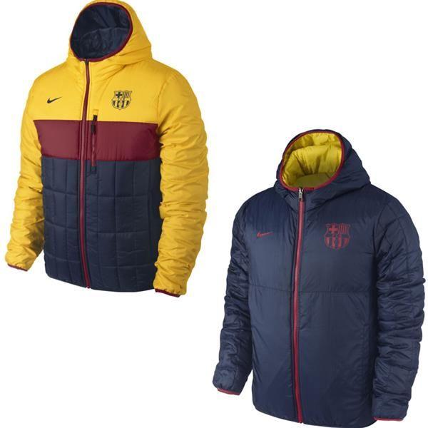 Спортивная куртка найк барселона