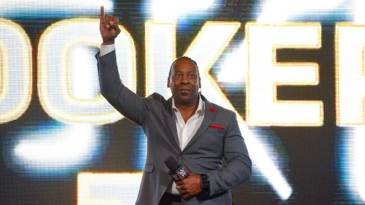 Booker T will not be at WWE Raw tonight