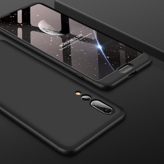 Huawei P20 Pro 360 Degree Full Body Protective Case (Screen-less ...