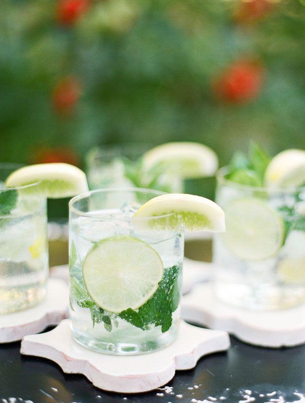 Botanical Bar: Gin & Tonic   Eat • Drink • Garden • Santa Barbara, California