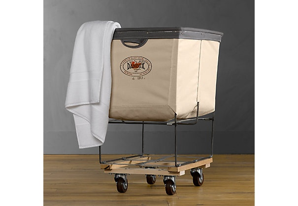 1000+ Ideas About Laundry Cart On Pinterest