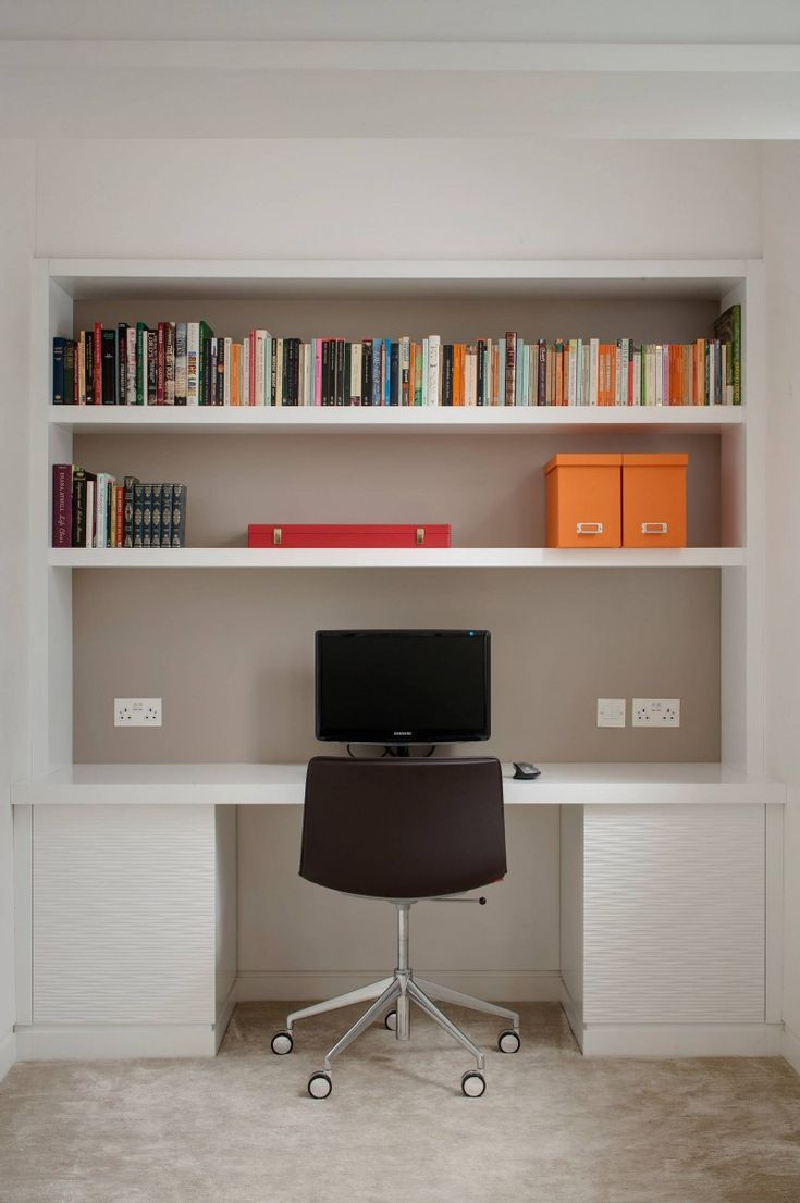 office closet shelving. Minimalist Built In Bookshelves White Cabinet Contrasted Grey Wall Custom Office Chair Of Working Productively Closet Shelving C