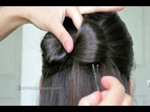 Friends, right now presenting video tutorial on 3 Cute Hairstyles for School. These are really easy hairstyles which require very less time to create and very less effort to maintain. Hope you will like these cool hairstyles for school.......................................  Find more cute girls hairstyles at www.MuviCut.blogspot.com