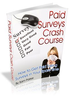 Paid Online Surveys - Get Paid For Taking Paid Surveys and Make Money Online