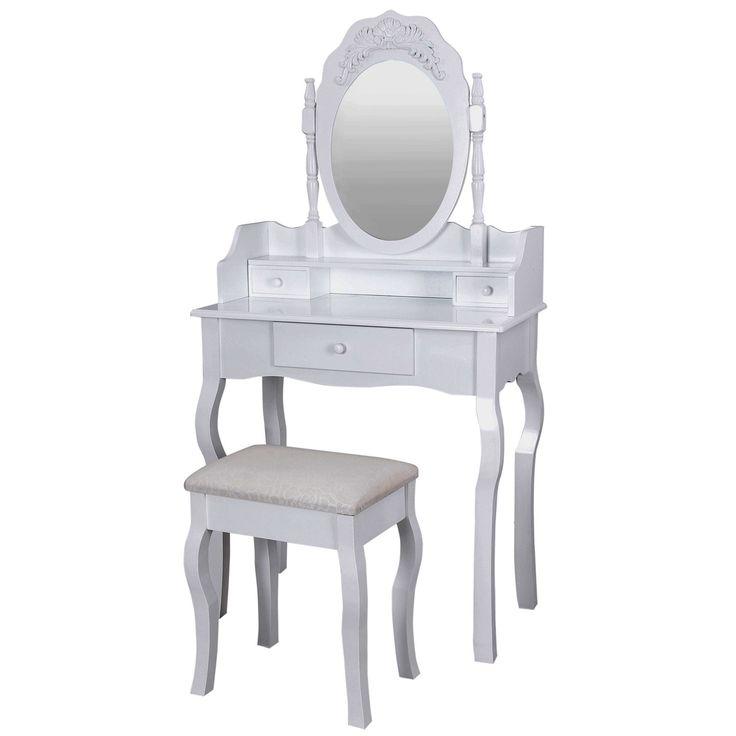 ber ideen zu frisiertische auf pinterest schminktisch schminktische und schminktische. Black Bedroom Furniture Sets. Home Design Ideas