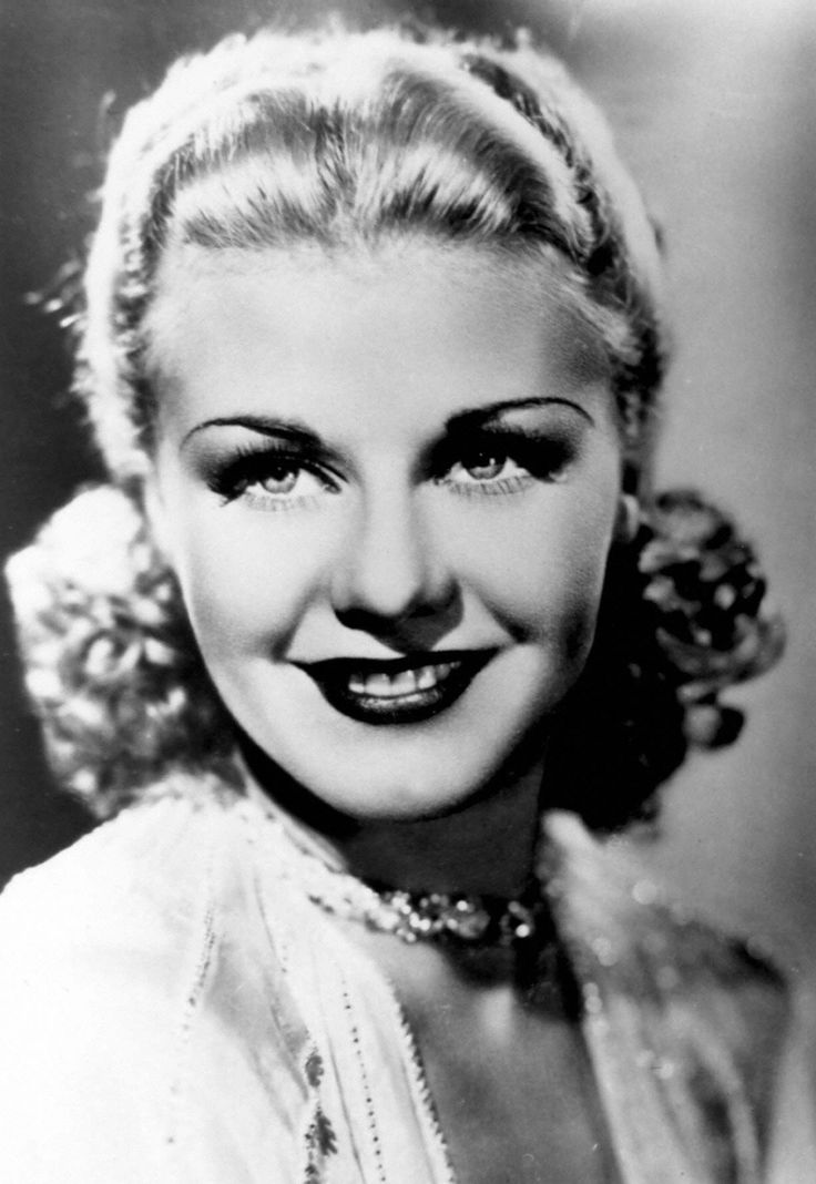 Ginger Rogers: the Bell of the Ball | Ginger rogers ...