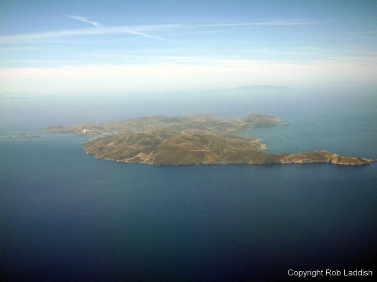 Syros island...