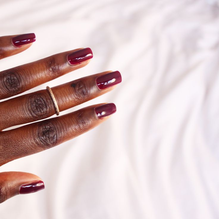 fav fall nail colour