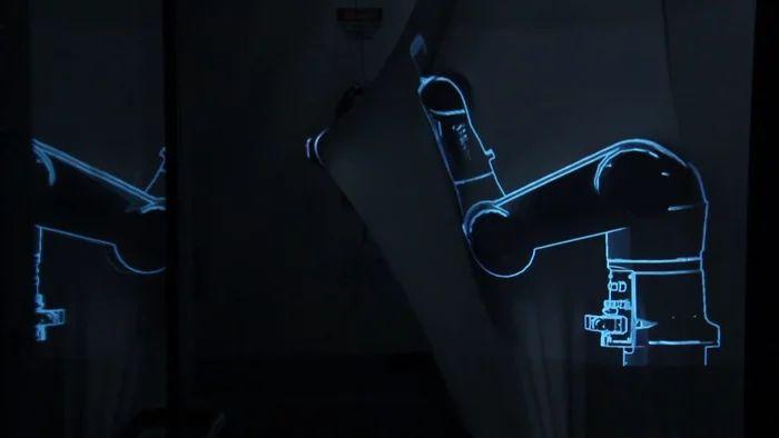 Robotics, Human Interactions & Space / Eyerobot 2 on Vimeo