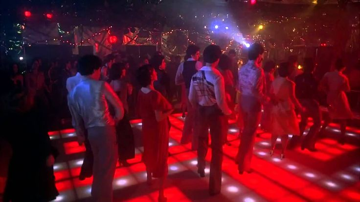 Bee Gees - Saturday Night Fever (John Travolta) [HD]
