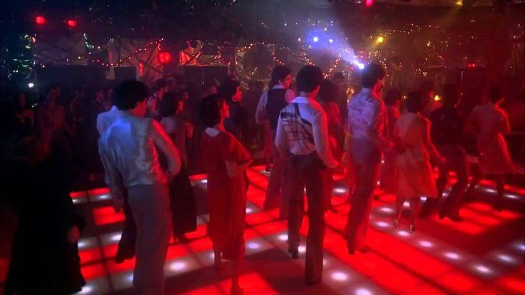 Bee Gees - Saturday Night Fever (John Travolta) [HD]