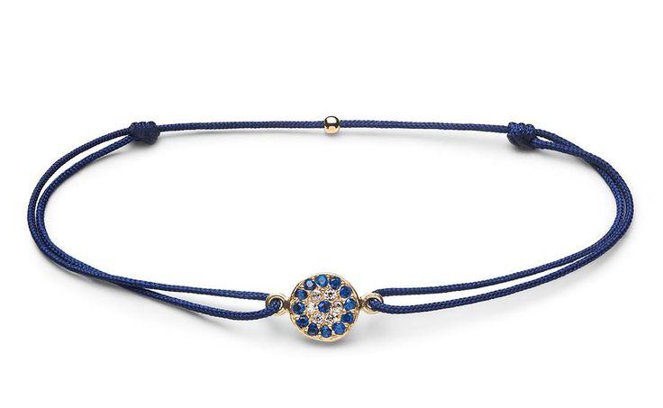 Charm'ed bracelet by Charm'ed Copenhagen - www.charmedcopenhagen.com - #charmed #bracelet #danishdesign #eye #jewellery #armbånd #smykker #charmed_cph #rikkehandrecknovod