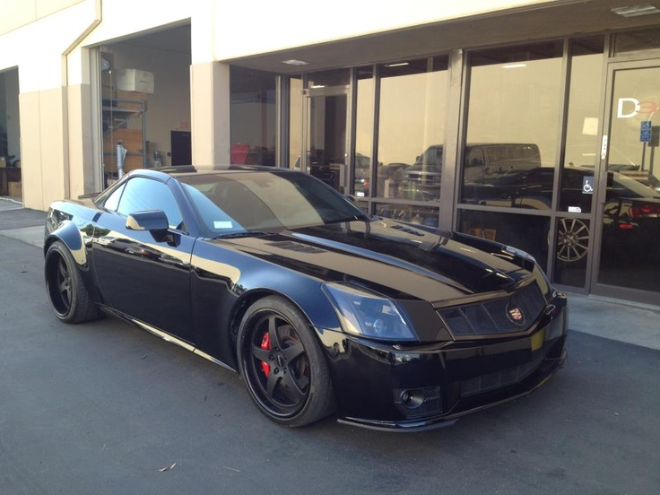 cadillac xlr v by d3 rides pinterest finance thoughts and cadillac. Black Bedroom Furniture Sets. Home Design Ideas