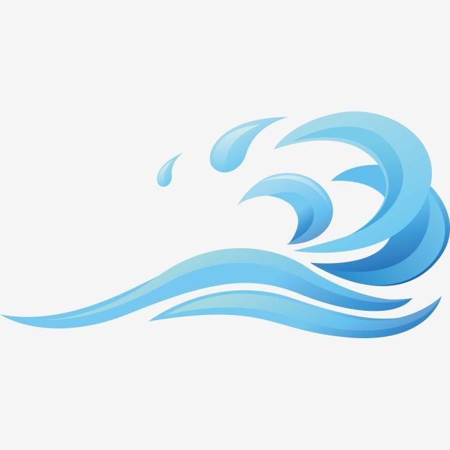 Creative Water Waves Water Waves Water Vector Water Waves Png Transparent Clipart Image And Psd File For Free Download Waves Wallpaper Water Waves Waves