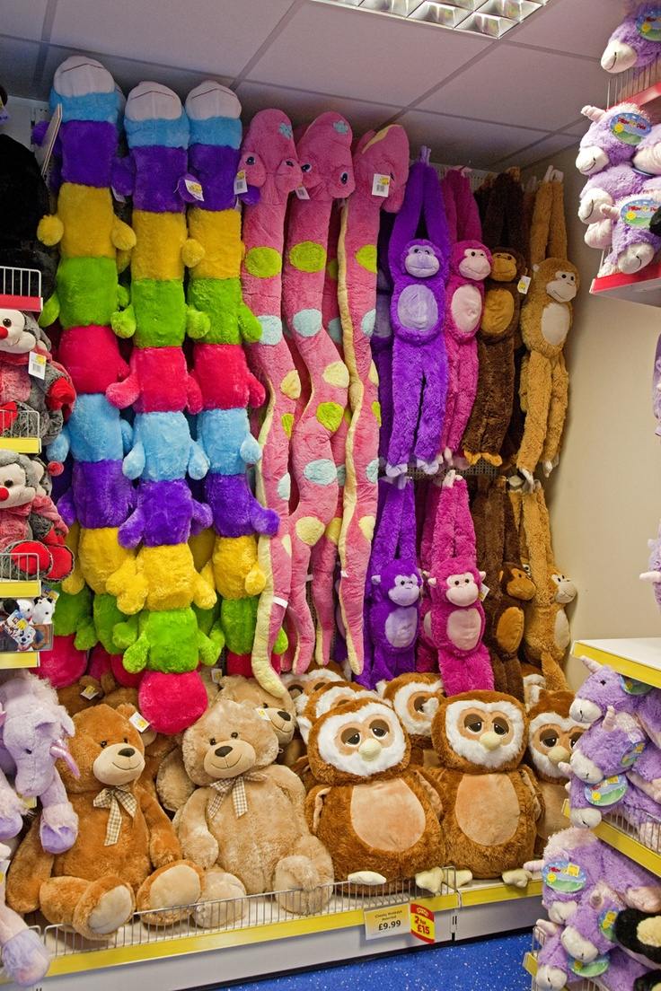 Soft Toy Aisle In Smyths Toys Superstores Smyths Toys
