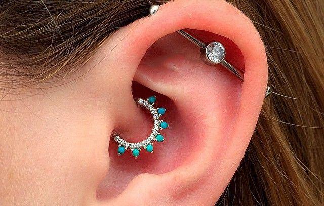 Estos 20 piercings en las orejas te harán lucir mucho más sexy