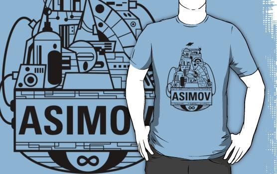 Forever Asimov