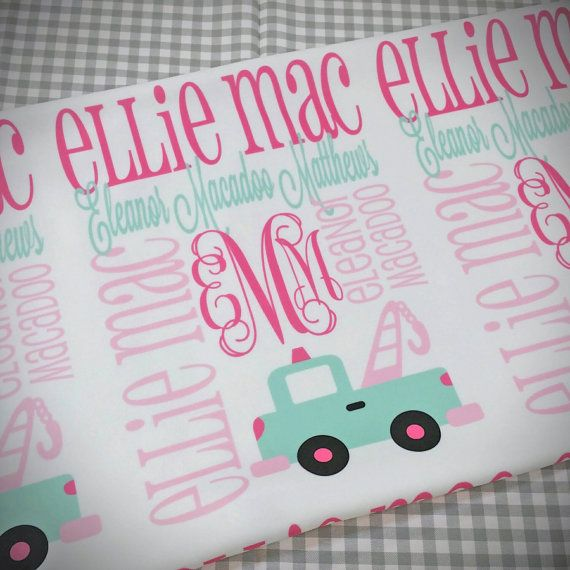 13 best birth announcements images on pinterest baby announcements personalized baby blanket monogram baby girl blanket name blanket personalized receiving blanket baby shower gift photo negle Images