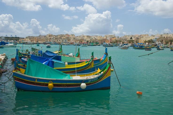 Malte - Port de pêche