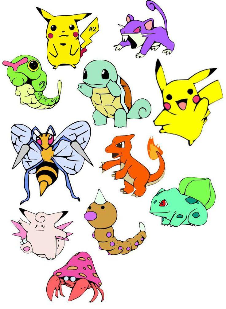 Pokemon SVG