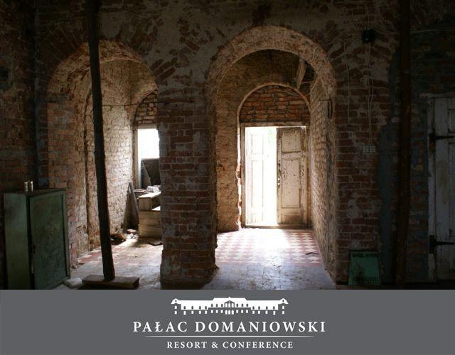 #PalacDomaniowski #Historia