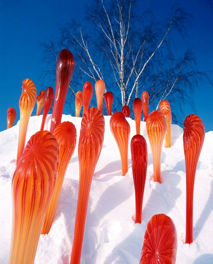 Finland 1991, Chihuly