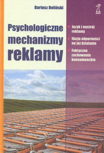 Psychologiczne mechanizmy reklamy, Dariusz Doliński
