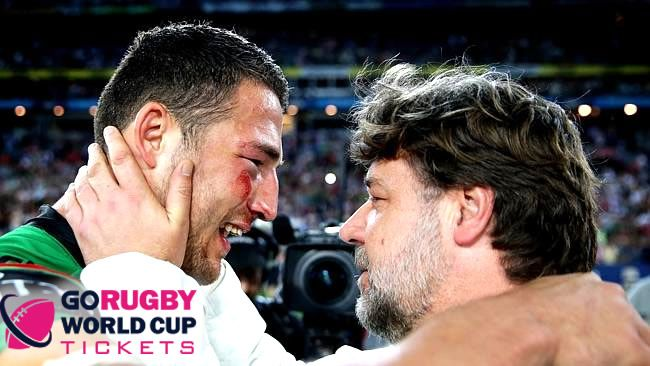 Sam Burgess brought his most impressive performance for in rugby union England Saxons head coach Jon Callard has finalized his team to play the Ireland Wolfhounds in Cork on Friday with Sam Burgess making his international rugby union first appearance.