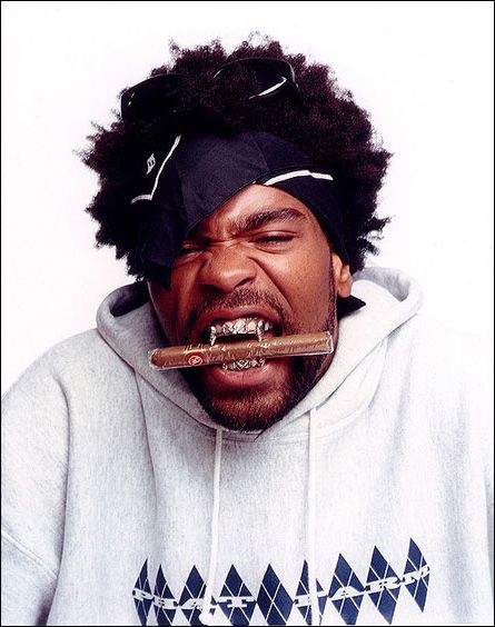 Method Man Use To Be Called The Panty Raider! - Get It Wright Here