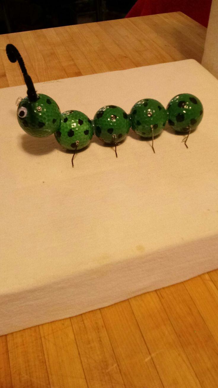 best 25  golf ball crafts ideas on pinterest