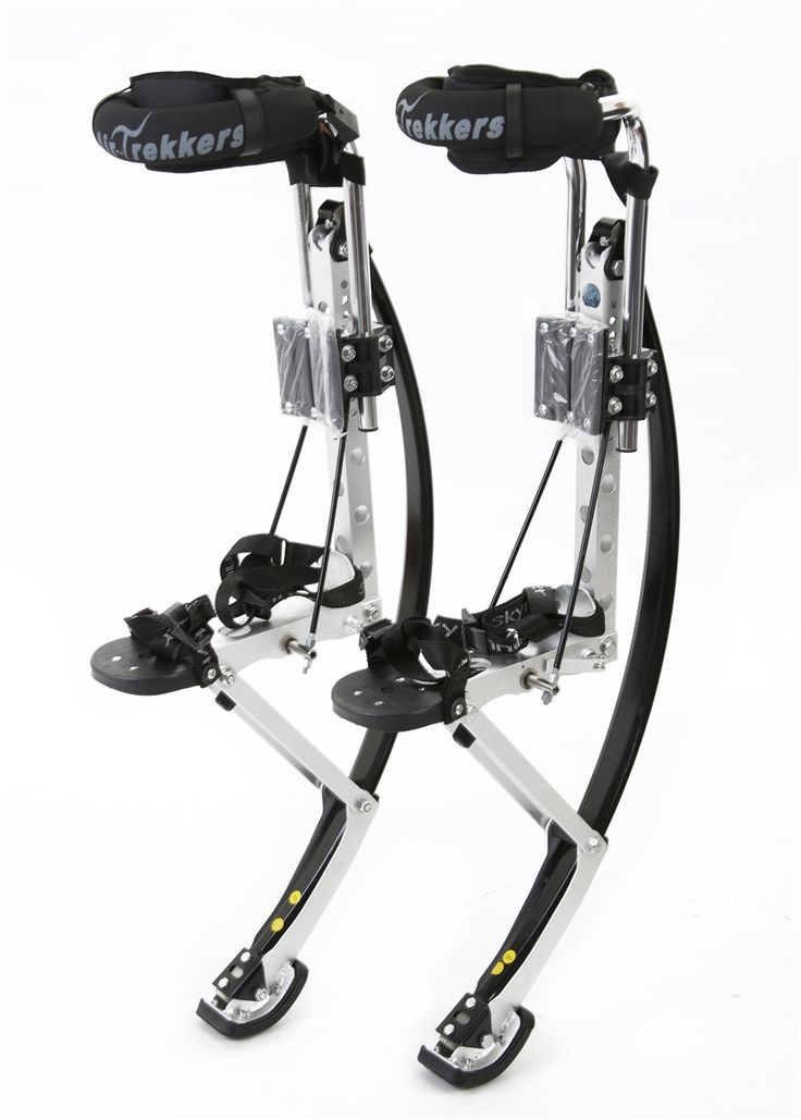 jumping stilts for sale | Buy Air-Trekker jumping stilts | BW ADULT MODEL