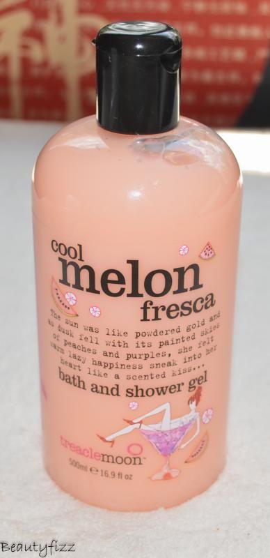 Treaclemoon cool melon fresca |