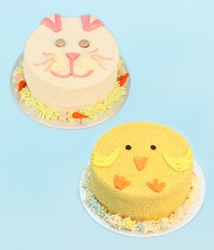 Character Layer Cakes