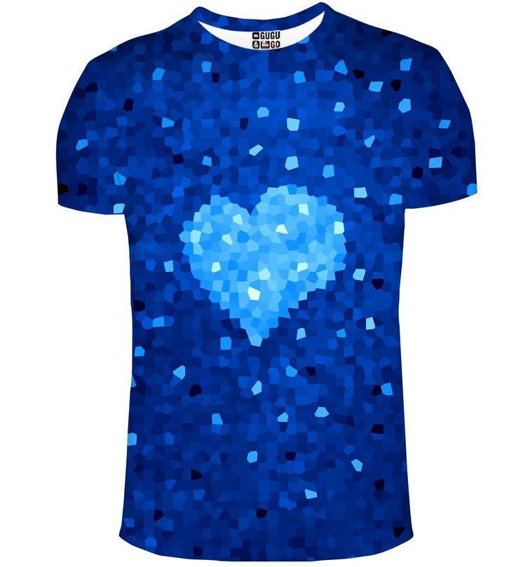 Glass Heart t-shirt, Mr. GUGU & Miss GO