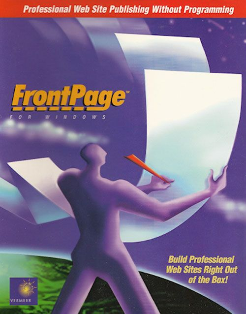 nice Microsoft FrontPage History: WYSIWYG for the Web Check more at https://epeak.info/2017/03/03/microsoft-frontpage-history-wysiwyg-for-the-web/