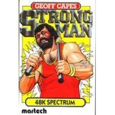Geoff Capes Strongman for Spectrum by Martech on Tape