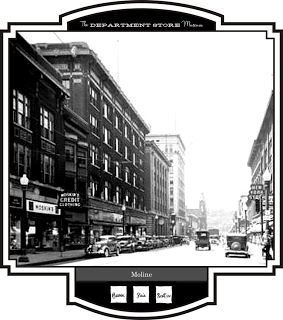 The Department Store Museum: Carson Pirie Scott & Co., Peoria, Illinois
