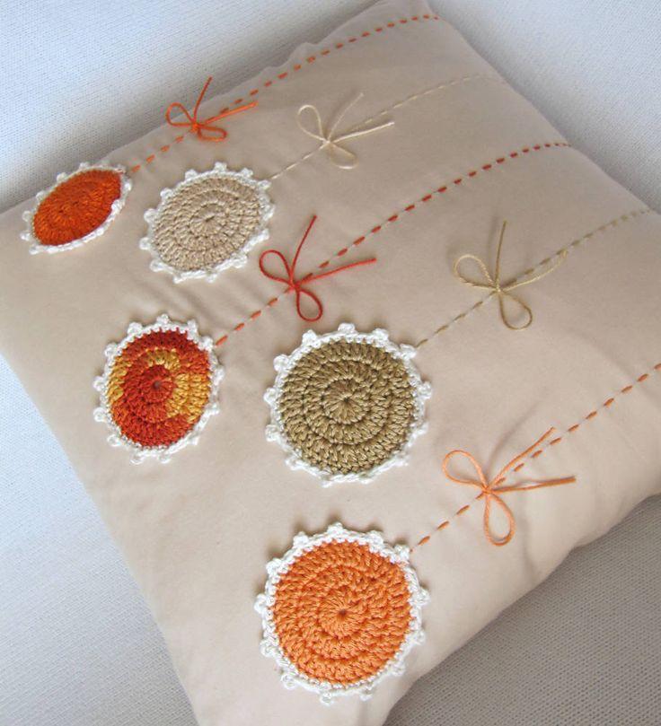 Úžitkový textil - a opäť tá oranžová... - 5493719_
