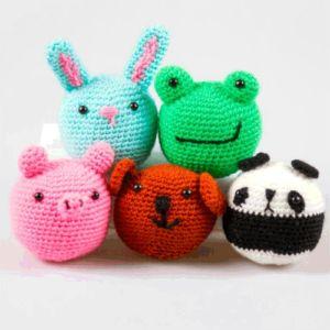 Amigurumi Crochet Pattern,Baby Toys Crochet Toy
