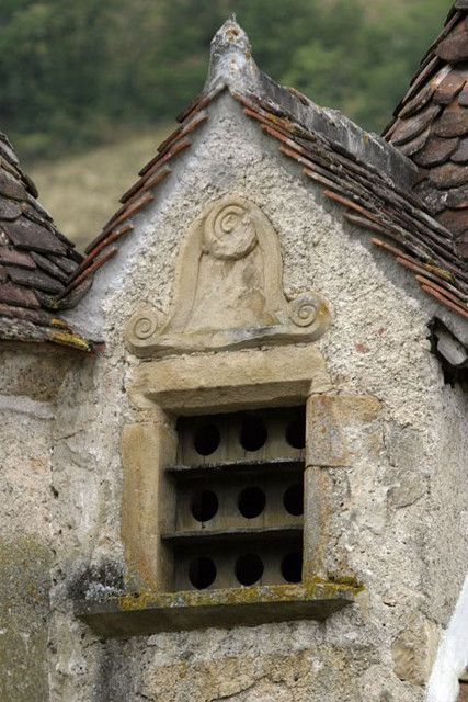 """countryfrenchantiques: """" Chateaux Pigeonier """""""