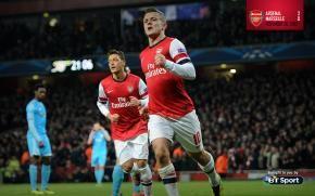 Highlights: Arsenal v Marseille   News Archive   News   Arsenal.com