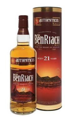 Benriach Authenticus 21 år