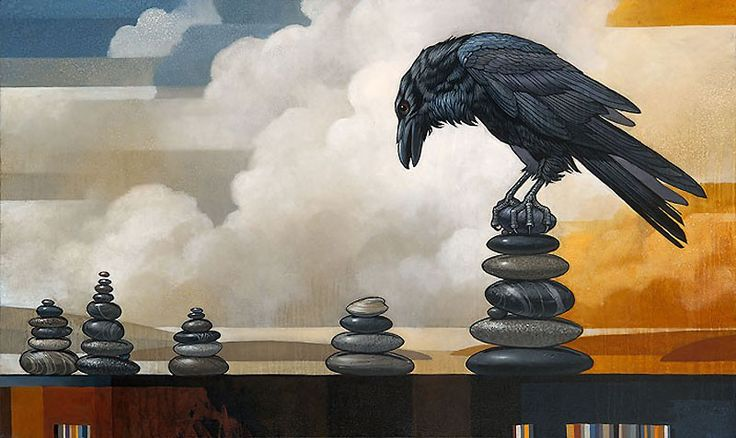 First Trick - Craig Kosak - World-Wide-Art.com - #craigkosak