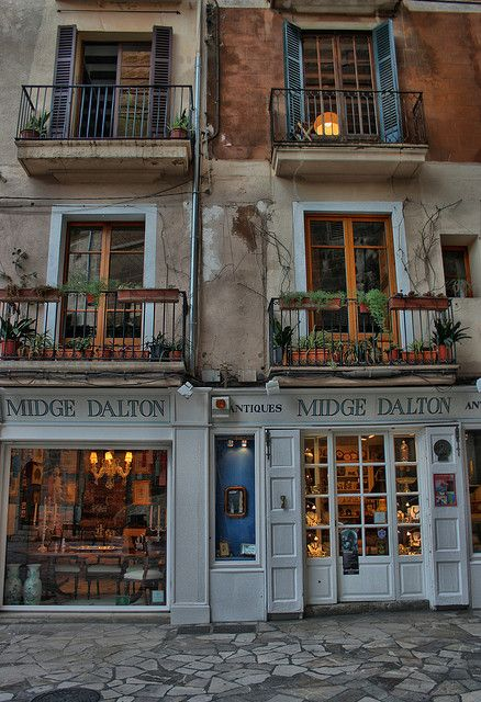 Antics, Plaça Mercat de Palma, #Mallorca, Spain