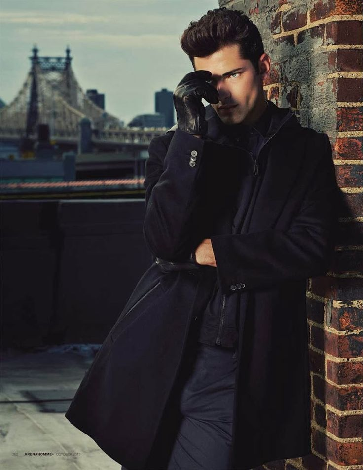 Sean O'Pry by Shin Hyuna for Arena Homme+ Korea